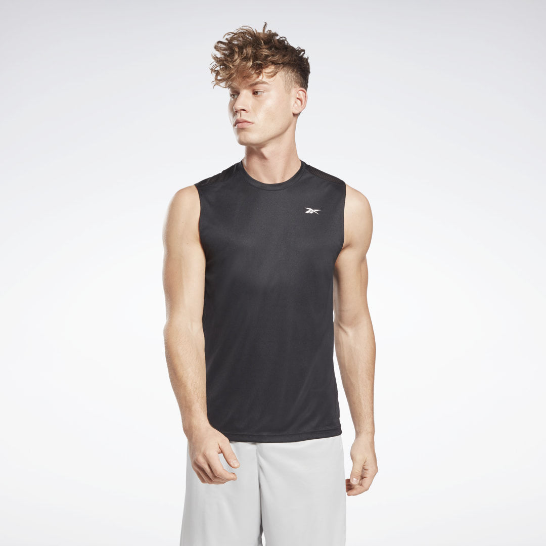 Reebok Koszulka bez rękawów Workout Ready Tech