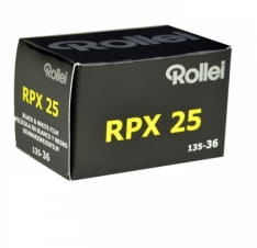 Rollei RPX 25/135/36