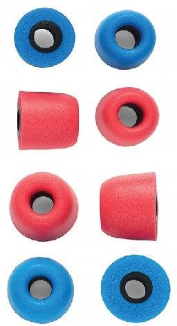 Campfire Audio Marshmallow Foam Tips (Red+Blue) - rozmiar S (+ 2) +9 sklepów - przyjdź przetestuj lub zamów online+