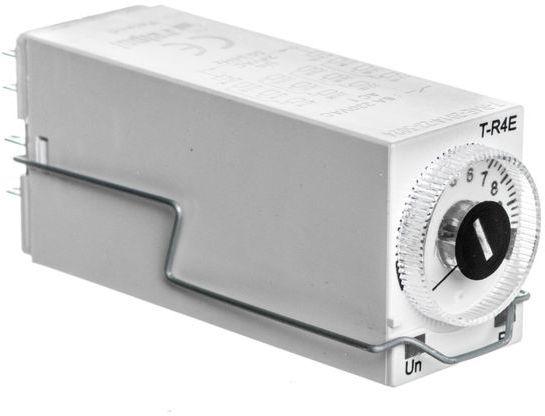 Przekaźnik czasowy 4P 6A 1sek-100h 24V AC opóźnione załączanie T-R4E-2014-23-5024 854942