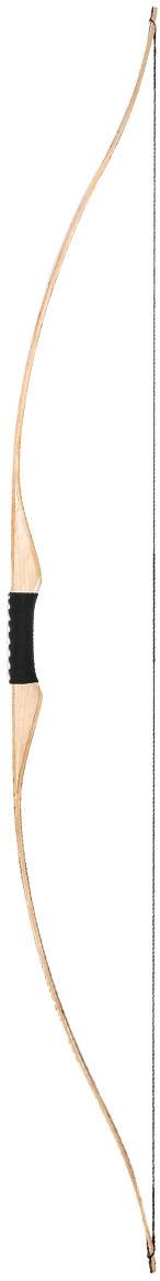 "Łuk długi Flagella Dei 71"" Flatbow 31-40 lbs - topola czarna (LRKT35/40)"
