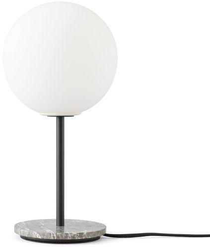 Menu TR Lampa Stołowa z Marmurową Podstawą - Klosz Matowy