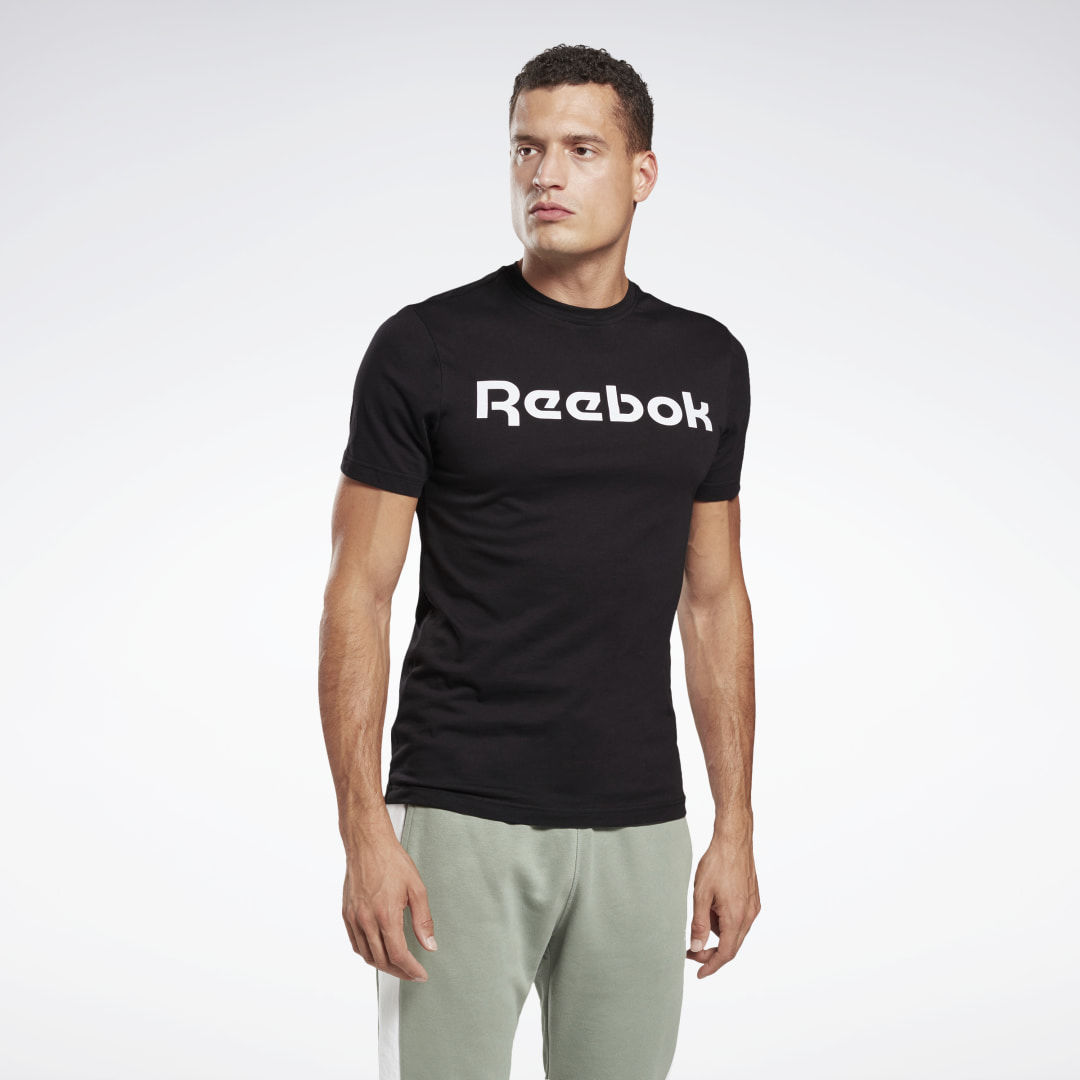 Reebok Koszulka Graphic Series Linear Logo
