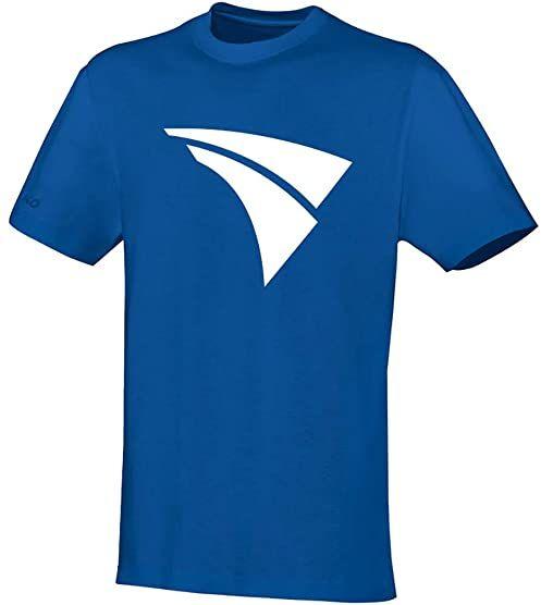 JAKO River T-shirt, royal, 128