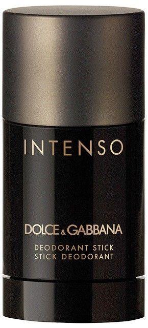 Dolce & Gabbana Pour Homme Intenso dezodorant w sztyfcie dla mężczyzn 75 ml