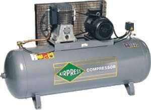 Sprężarka HK700-300 Airpress /4116022798/ 400V, 4kw, 200l, 700l/min
