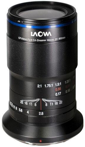 Laowa 65mm f/2.8 2x Ultra Macro APO - obiektyw stałoogniskowy, Nikon Z Laowa 65mm f/2.8 2x Ultra Macro APO