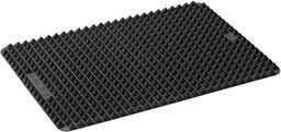 Lurch 41 x 29 cm 1-częściowa mata piramidowa, Flexi Form, czarna