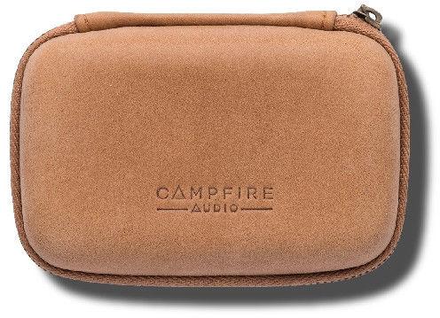 Campfire Audio - skórzany pokrowiec na słuchawki - surowa skóra +9 sklepów - przyjdź przetestuj lub zamów online+