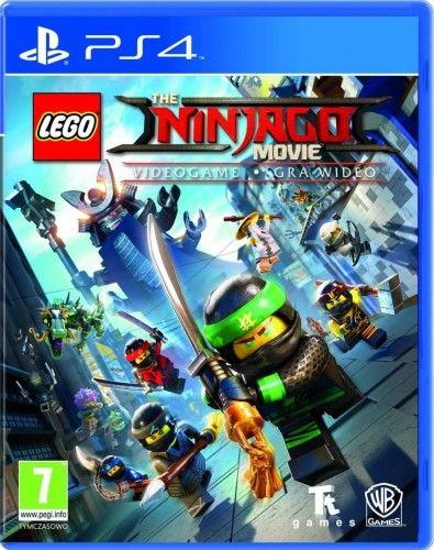 LEGO Ninjago PS 4