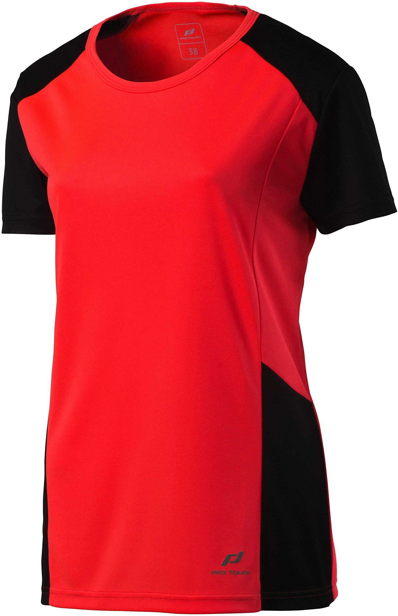Pro Touch Cup T-Shirt damski czerwony czerwony 40