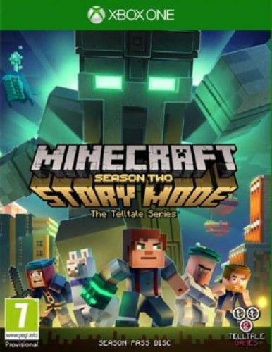 Minecraft Story Mode Sezon 2 XOne
