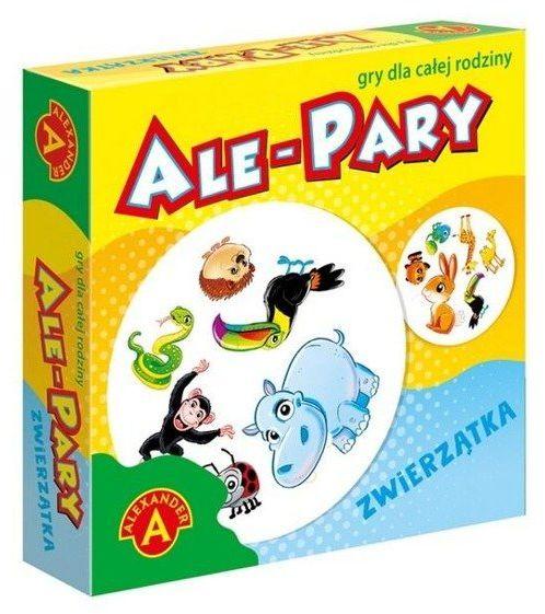 Ale Pary Zwierzątka ALEX - Alexander