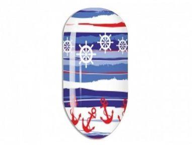 Nail Art Stikers Mollon Pro N286 naklejki do zdobienia