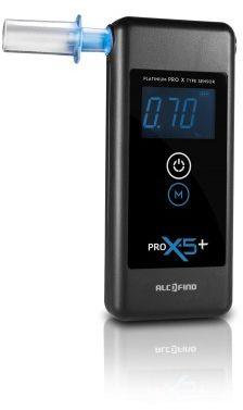 Alkomat PRO-X5 PLUS - ZAPAS USTNIKÓW - GWARANCJA 5 LAT, 12 miesięcy kalibracji!