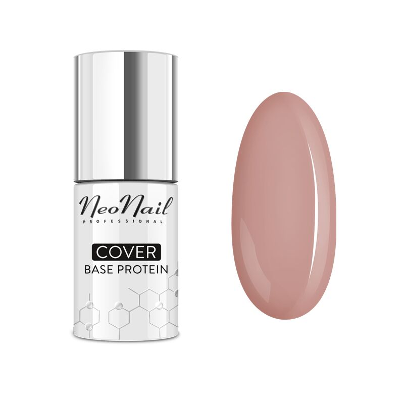 NeoNail Cover Base Protein Cream Beige