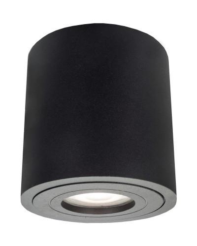 Downlight Faro XL tuba natynkowa IP65 czarna LP-6510/1SM XL BK - Light Prestige Do -17% rabatu w koszyku i darmowa dostawa od 299zł !