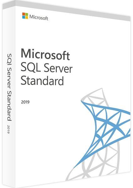 Microsoft SQL Server 2019 Standard + 15 User Cals