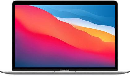 """Apple MacBook Air 13,3"""" M1 8C CPU/8GB/256GB/7C GPU/ Silver (MGN93ZE/A) (raty 0%)"""