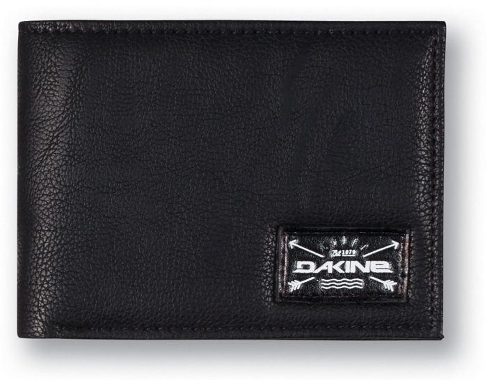 portfel męski DAKINE RIGGS COIN WALLET BLACK 17