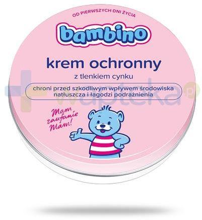 Bambino krem ochronny dla noworodków i niemowląt 150 ml