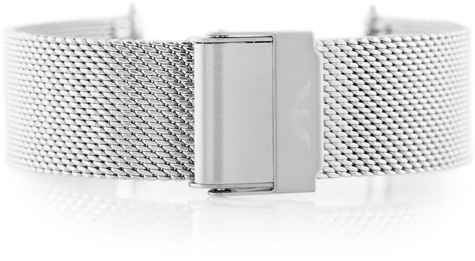 Bransoleta Bisset (bb009a) - srebrna 12mm