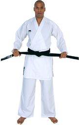 Venum męski elitarny kumite karate garnitur Gi, biały, 160 cm