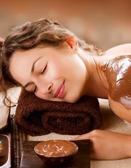Masaż gorącą czekoladą  Bielsko-Biała