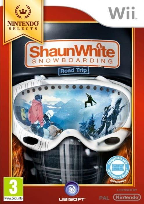 Gra Shaun White Snowboarding Nintendo Selects (Nintendo Wii)