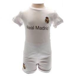 Real Madryt - strój dziecięcy 80 cm