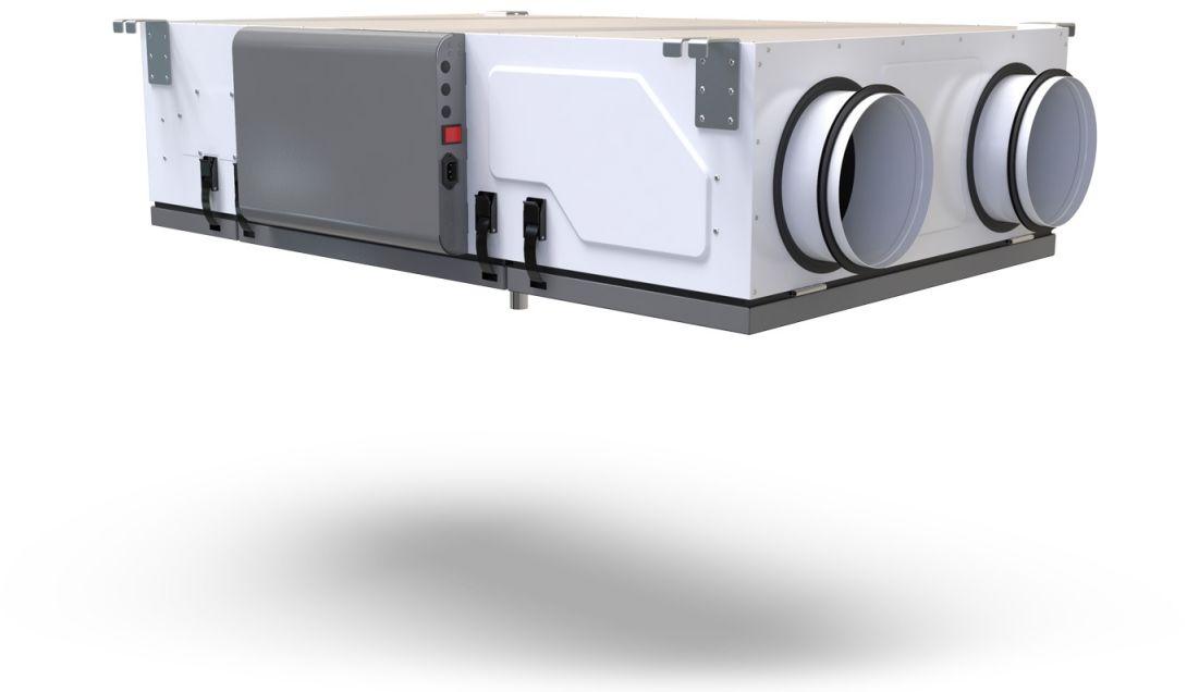 REKUPERATOR DRX 450 F - do 450 m3/h
