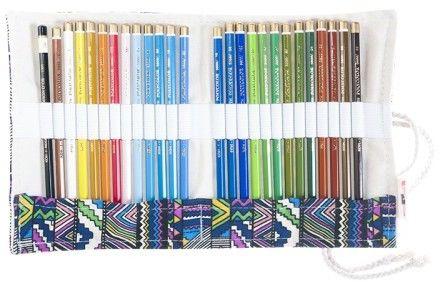 Zestaw Kredek Koh-I-Noor Polycolor Krajobraz 24 szt. w kolorowym etui