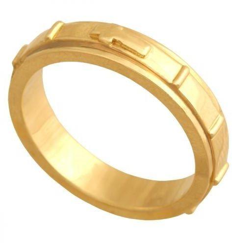 Złota biżuteria religijna Pr004