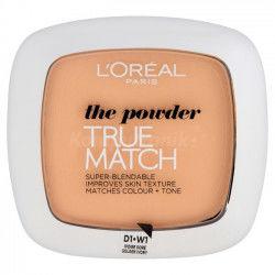 Loreal True Match Powder nr D1-W1 Puder w kompakcie
