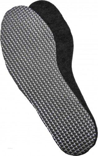 Aluminiowe wkładki do obuwia