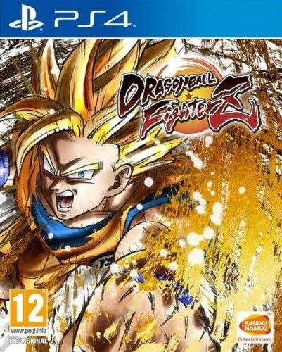 Dragon Ball FighterZ PS 4
