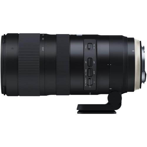 Tamron SP 70-200mm f/2.8 Di VC USD G2 - obiektyw do Canon EF Tamron SP 70-200mm f/2.8 Di VC USD G2