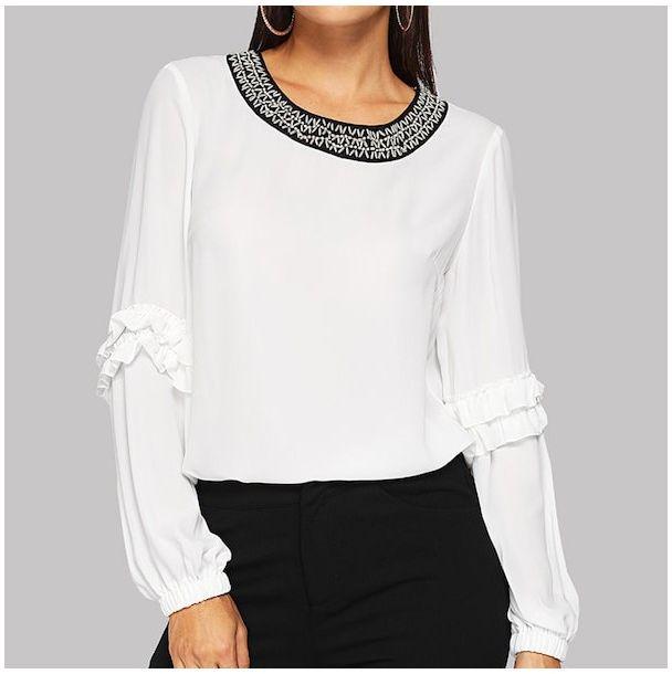 Koszula elegancka ANITA Beauty Senses BS00680