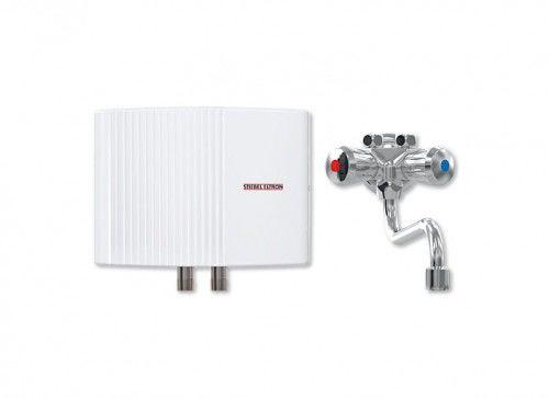 Umywalkowy przepływowy ogrzewacz wody 3,5 kW 230 V Bezciśnieniowy+ bateria, Stiebel Eltron EIL 3 Trend