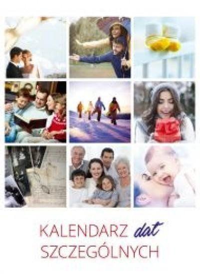 Kalendarz dat szczególnych - Koinonia