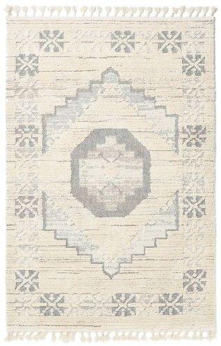 Dywan AREZZO Y762B white/grey