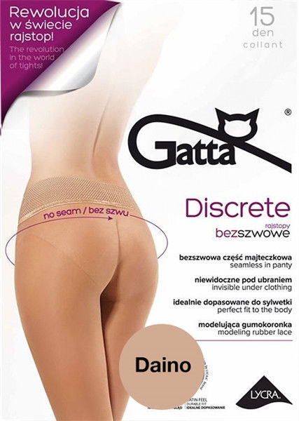 Gatta Discrete - Seamless Tights Daino