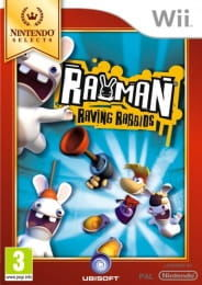 Gra Rayman Raving Rabbids Select (Nintendo Wii)