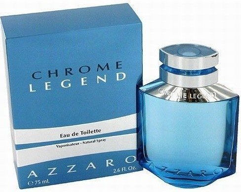 Azzaro Chrome Legend - męska EDT 125 ml