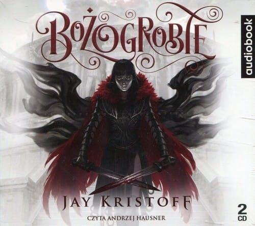 Bożogrobie Kristoff Jay Audiobook mp3 CD
