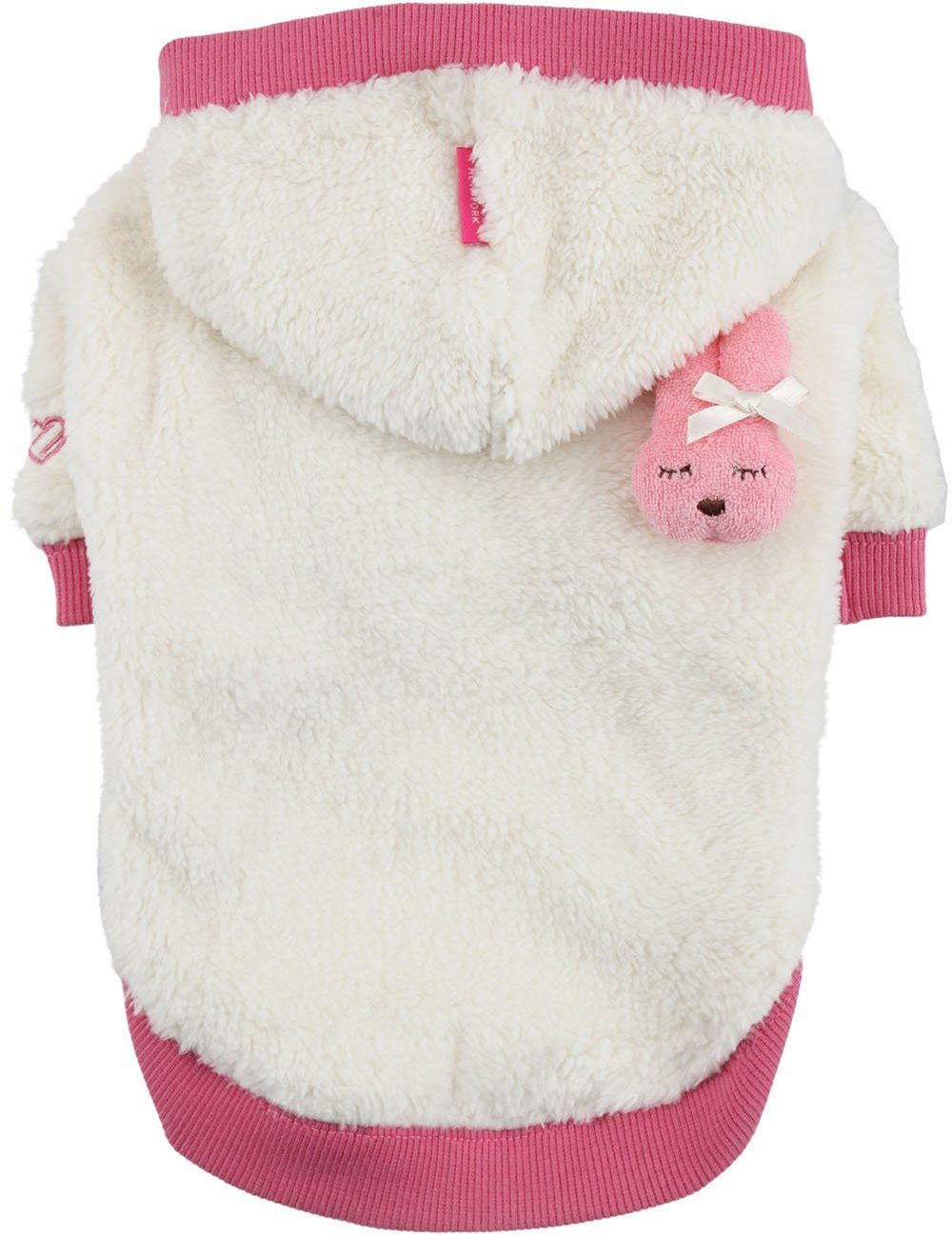 Pinkaholic New York NAPD-TS7152 Poppy Sweater, XL, kość słoniowa