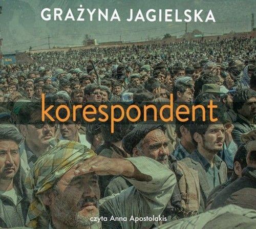 Korespondent Grażyna Jagielska Audiobook mp3 CD