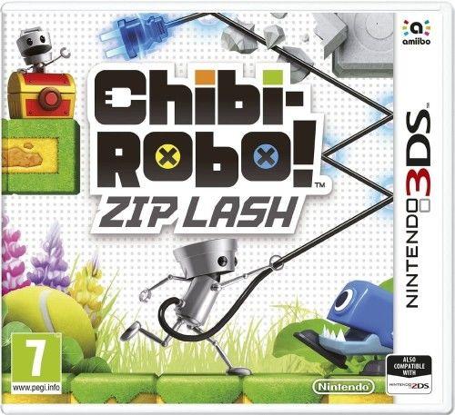 Chibi Robo Zip Lash 3DS