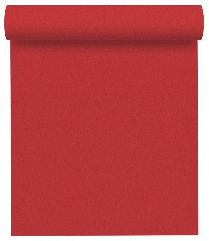 Tapeta Delicato czerwona winylowa na flizelinie