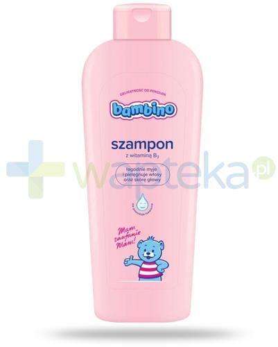 Bambino szampon z witaminą B3 dla dzieci i niemowląt 400 ml